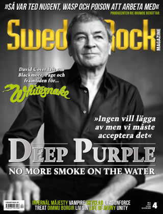 Sweden Rock Magazine 2017-04-18