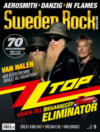 Sweden Rock Magazine 2017-05-16