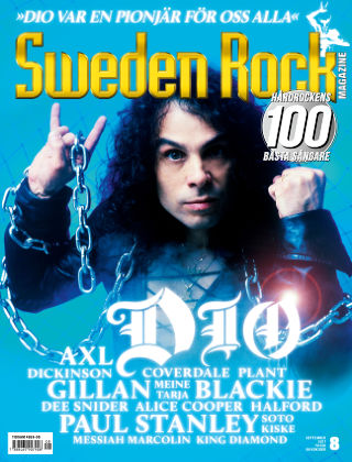 Sweden Rock Magazine 2017-08-15