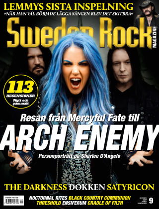 Sweden Rock Magazine 2017-09-19