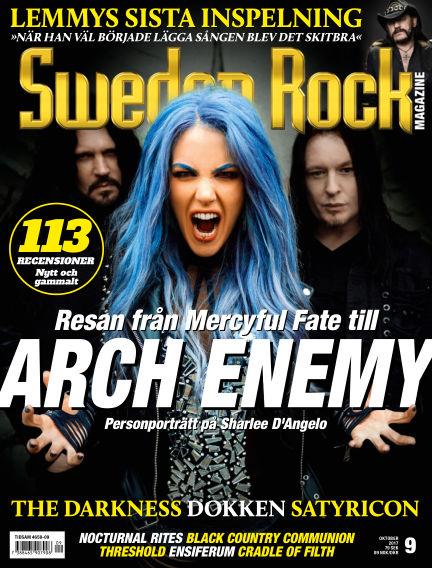 Sweden Rock Magazine September 19, 2017 00:00
