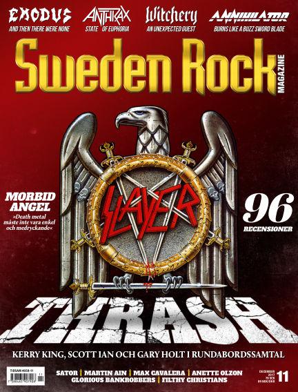Sweden Rock Magazine November 14, 2017 00:00