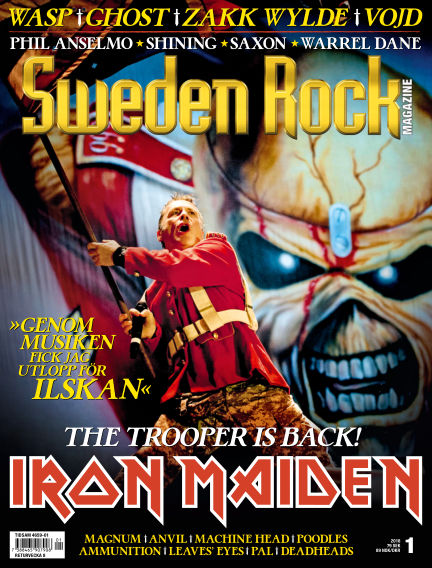 Sweden Rock Magazine January 09, 2018 00:00