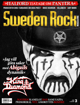 Sweden Rock Magazine 2018-03-20