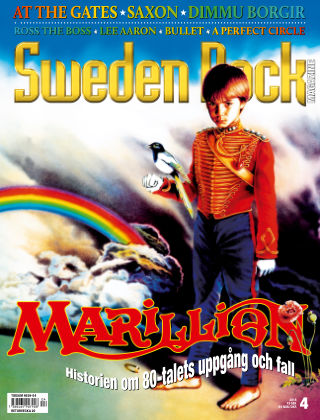 Sweden Rock Magazine 2018-04-17