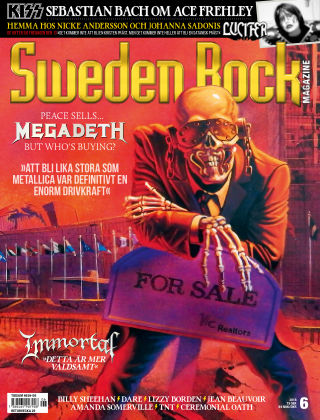 Sweden Rock Magazine 2018-06-12