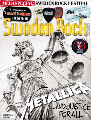 Sweden Rock Magazine 2018-07-17
