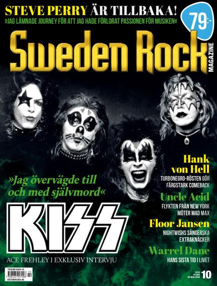 Sweden Rock Magazine