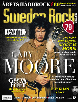 Sweden Rock Magazine 2018-12-11