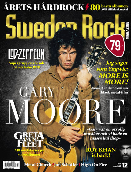 Sweden Rock Magazine December 11, 2018 00:00