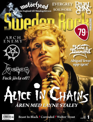 Sweden Rock Magazine 2019-01-08