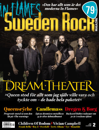 Sweden Rock Magazine 2019-02-19