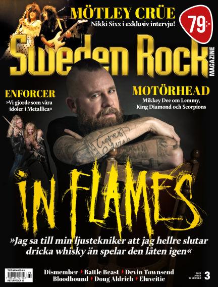 Sweden Rock Magazine March 19, 2019 00:00