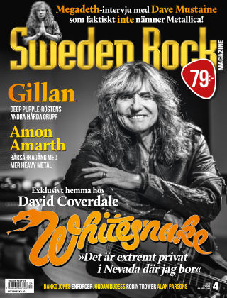 Sweden Rock Magazine 2019-04-16