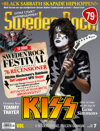 Sweden Rock Magazine 2019-07-16