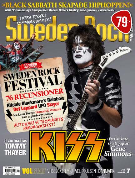 Sweden Rock Magazine July 16, 2019 00:00