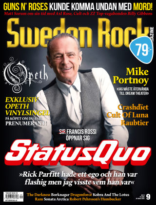 Sweden Rock Magazine 2019-09-17