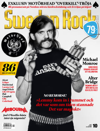 Sweden Rock Magazine 2019-10-16