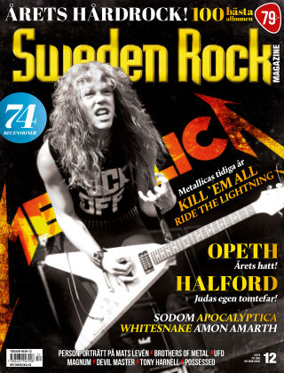 Sweden Rock Magazine 2019-12-10