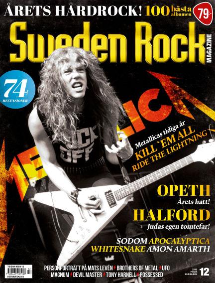Sweden Rock Magazine December 10, 2019 00:00