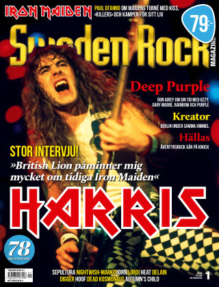 Sweden Rock Magazine 2020-01-14