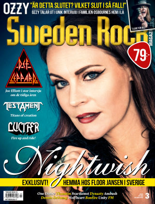 Sweden Rock Magazine 2020-03-24