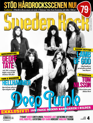 Sweden Rock Magazine 2020-04-21