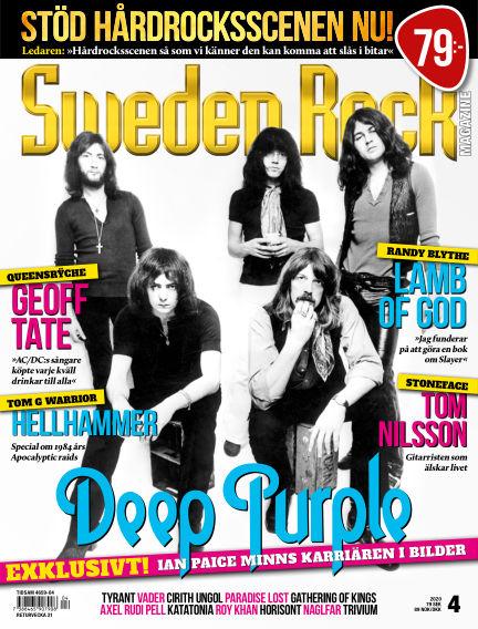 Sweden Rock Magazine April 21, 2020 00:00