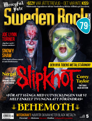 Sweden Rock Magazine 2020-05-19