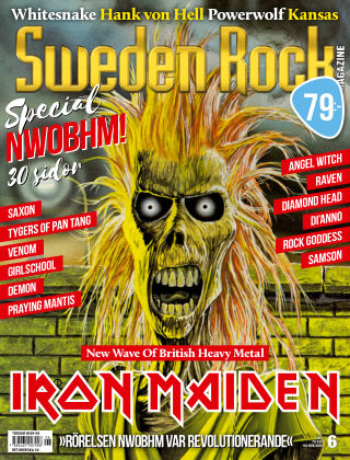 Sweden Rock Magazine 2020-06-16