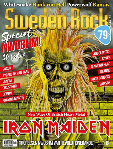 Sweden Rock Magazine June 16, 2020 00:00