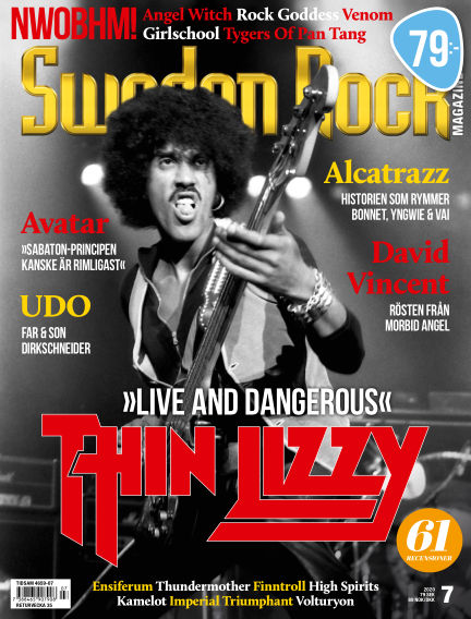 Sweden Rock Magazine July 21, 2020 00:00
