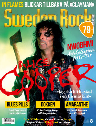 Sweden Rock Magazine 2020-08-25