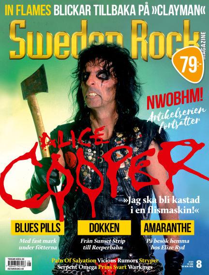 Sweden Rock Magazine August 25, 2020 00:00
