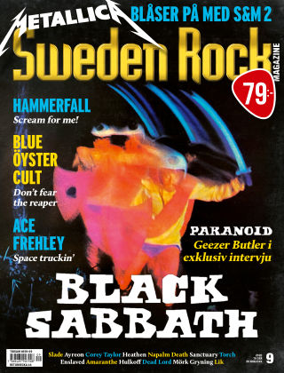 Sweden Rock Magazine 2020-09-29