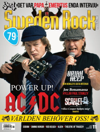 Sweden Rock Magazine 2020-11-24