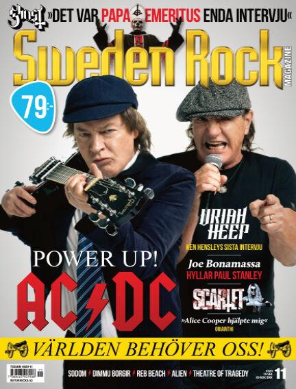 Sweden Rock Magazine November 24, 2020 00:00