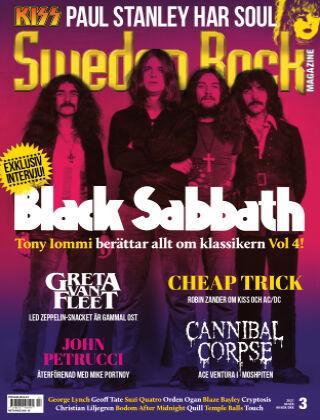Sweden Rock Magazine 2021-03-23