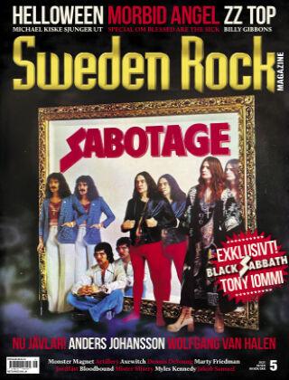 Sweden Rock Magazine 2021-05-18