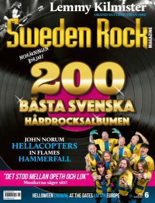 Sweden Rock Magazine 2021-06-15
