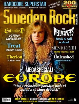 Sweden Rock Magazine 2021-08-24