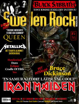 Sweden Rock Magazine 2021-09-28