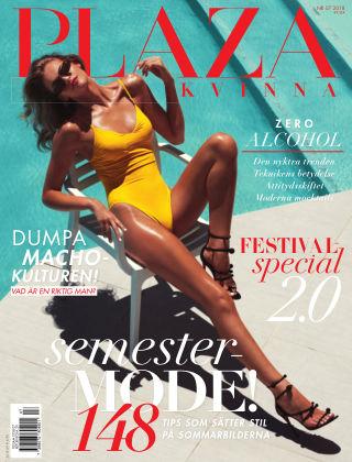 Plaza Kvinna 2018-06-21