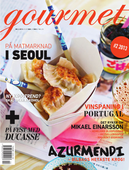 Gourmet January 29, 2013 00:00
