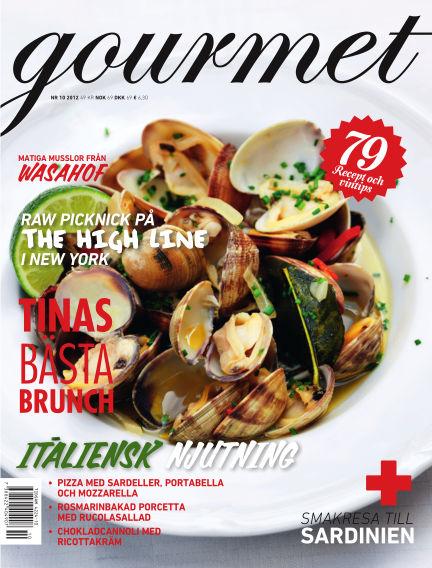 Gourmet September 13, 2012 00:00