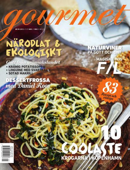 Gourmet April 16, 2012 00:00