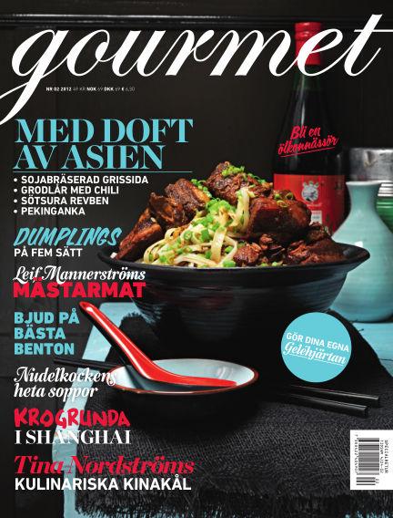 Gourmet December 11, 2011 00:00