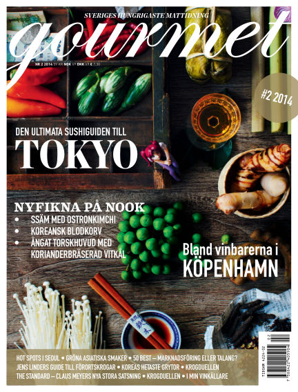Gourmet February 04, 2014 00:00