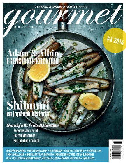 Gourmet September 09, 2014 00:00