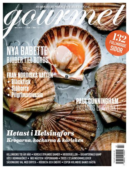Gourmet February 03, 2015 00:00